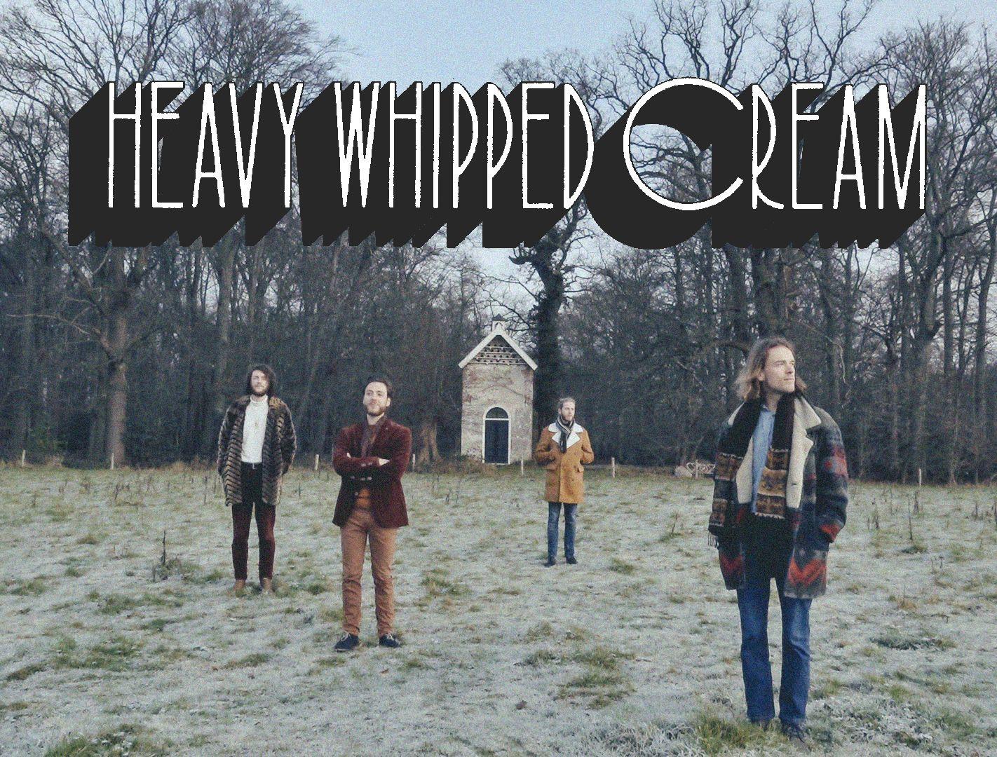 Heavy Whipped Cream
