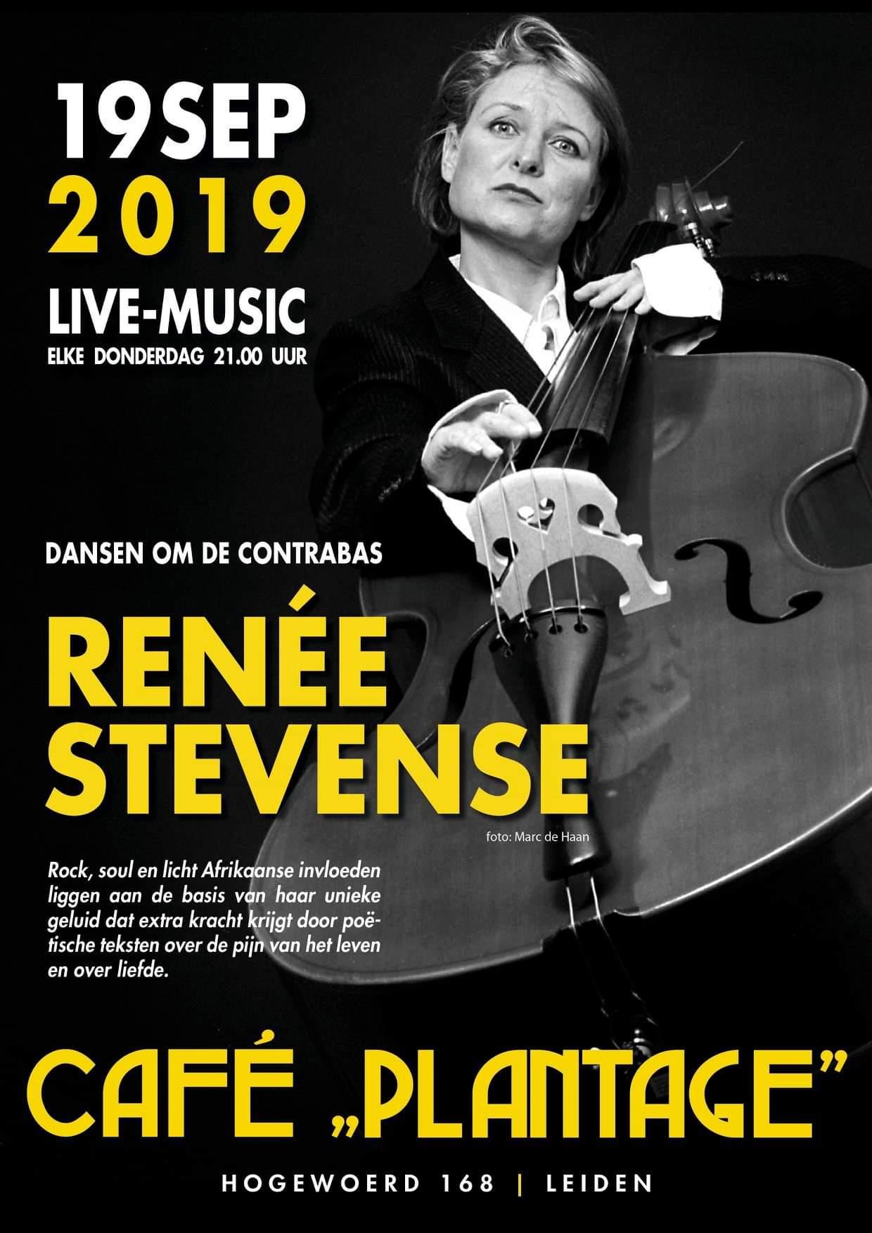 Renee Stevense