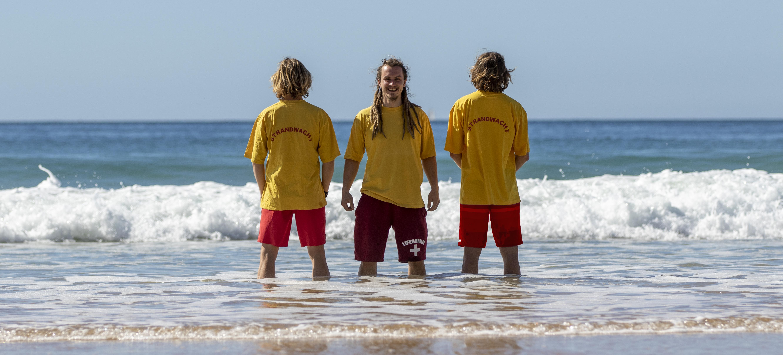 Tarzan & the Beachwaiters