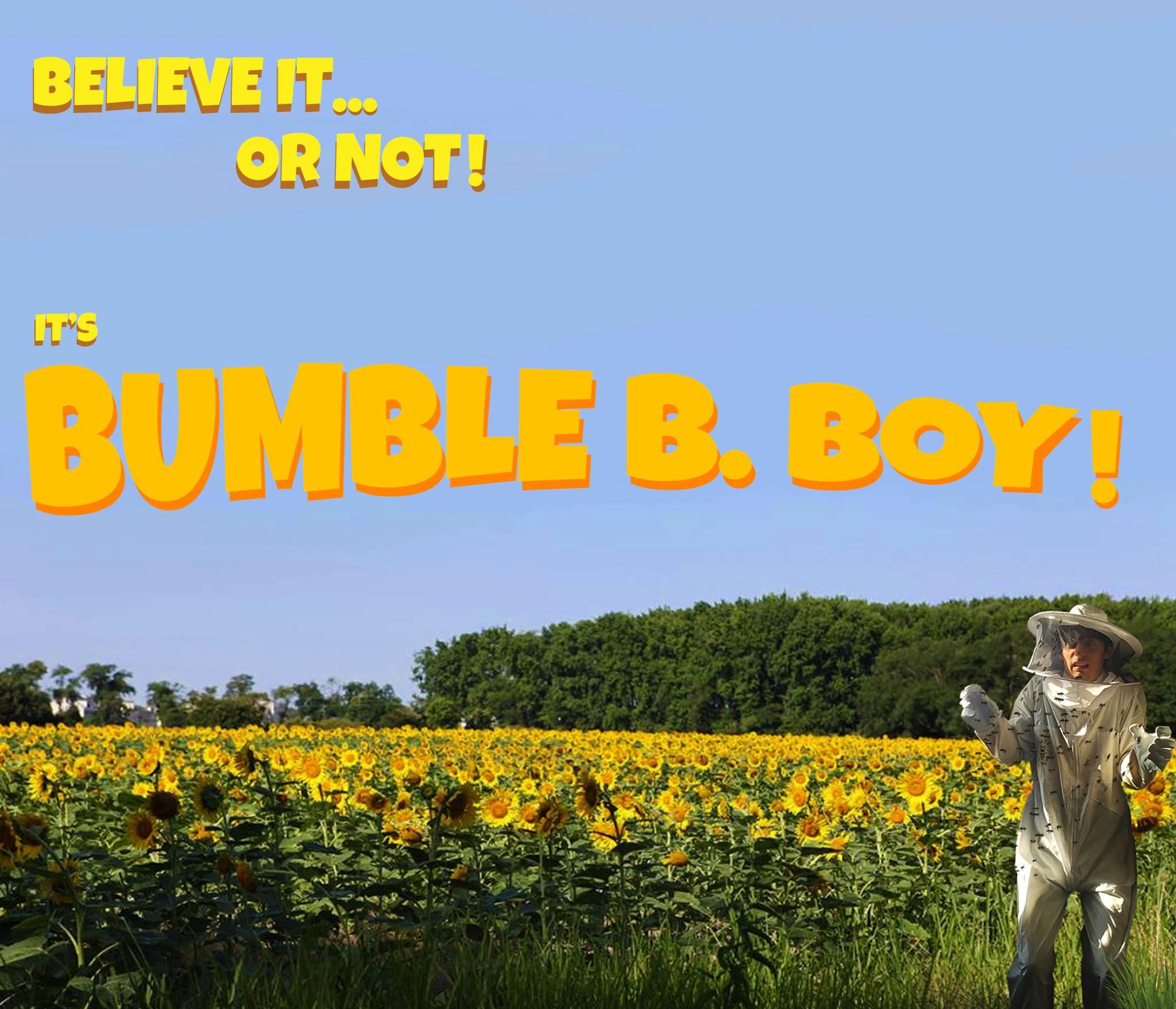 Bumble B. Boy