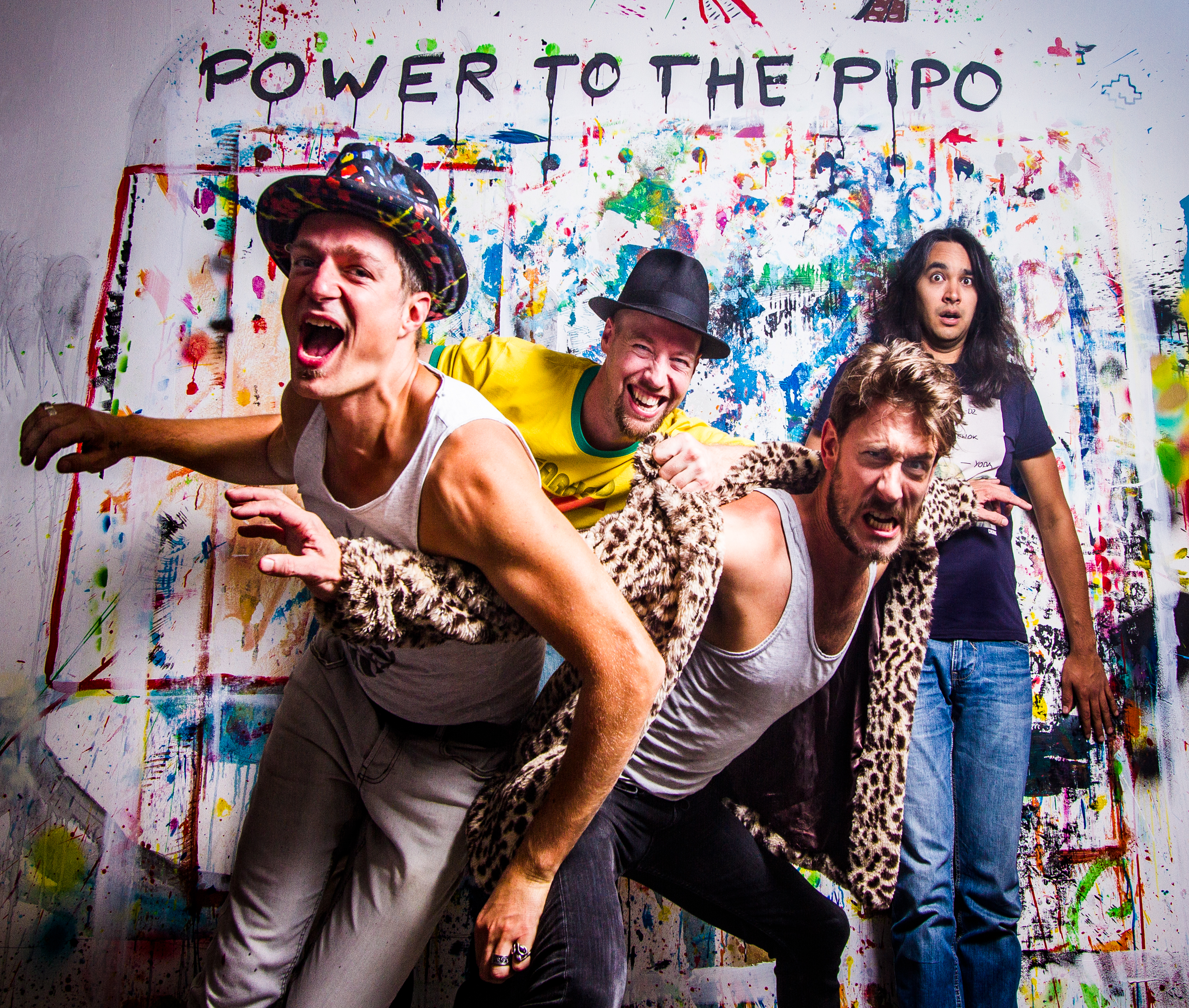 Power to the Pipo