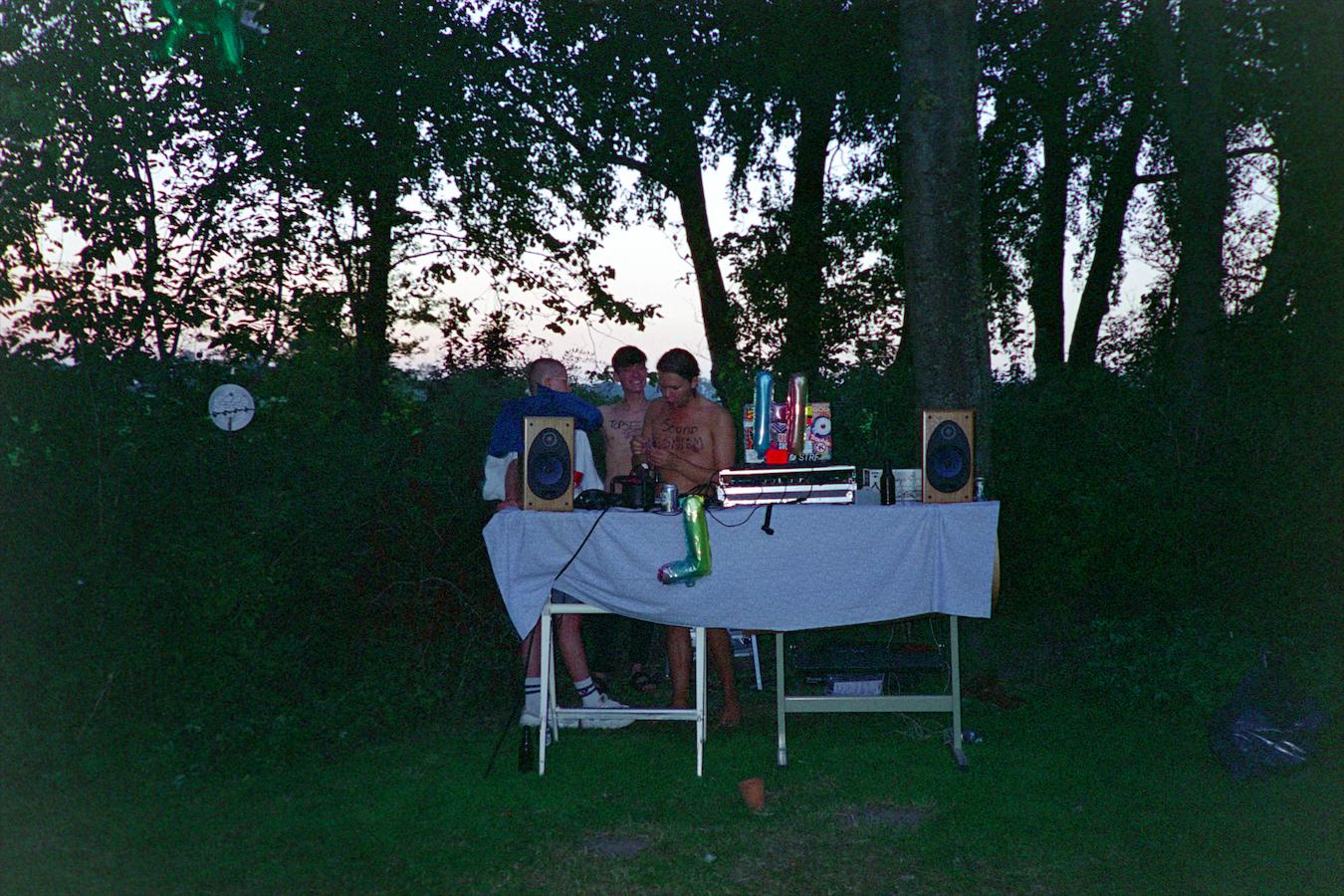Topsfeer Soundsystem
