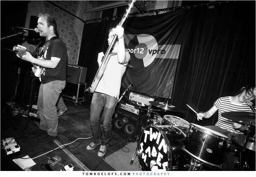 2013 - Tom Roelofs (Adam & the Relevants in Den Haag)