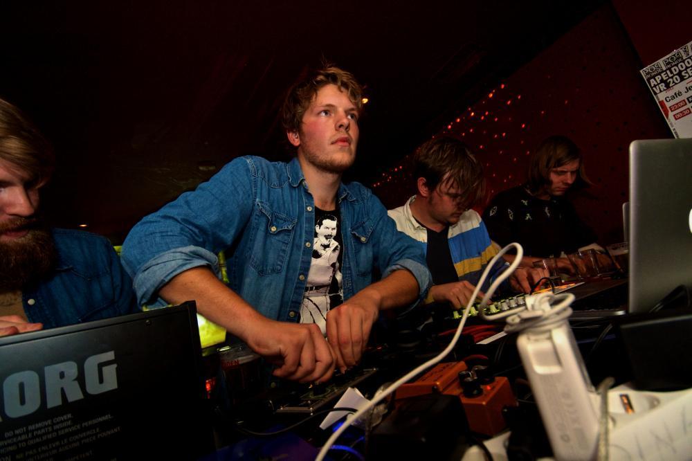 2013 - Mitch Wolters (Hömpfdingå in Apeldoorn)