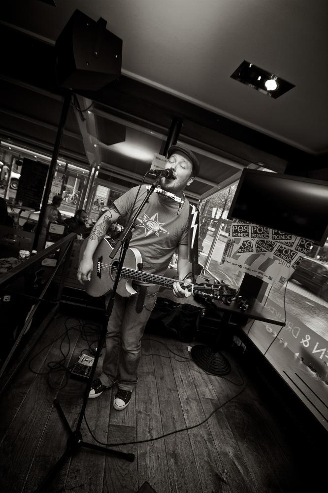 2013 - Mitch Wolters (tim van doorn in Rotterdam)