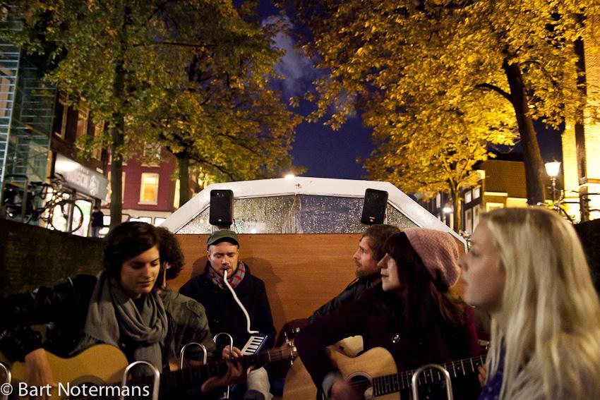 2012 - Bart Notermans (MADI in Delft)