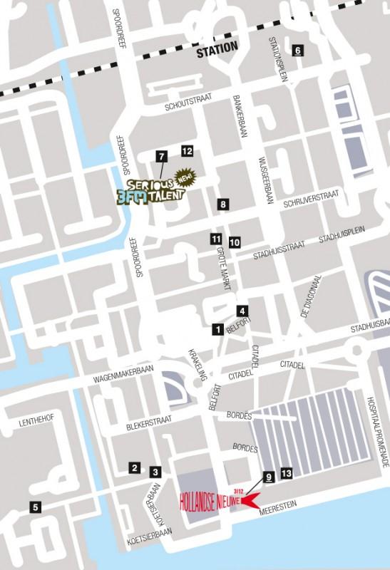 Map Almere