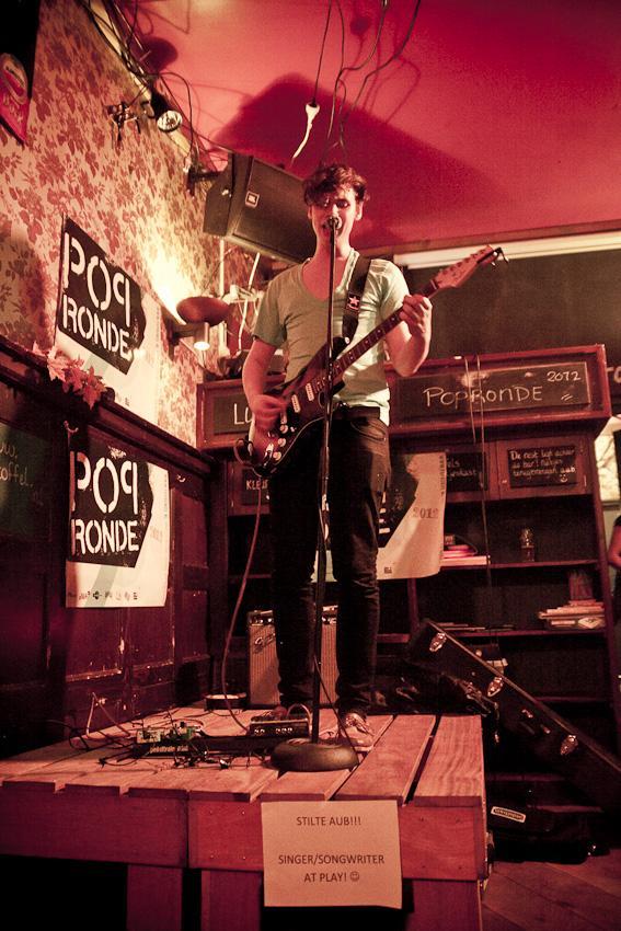 2012 - Bart Notermans (Lucas Hamming in Tilburg)