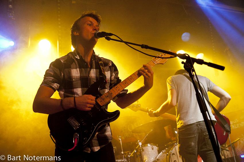 2012 - Bart Notermans (The Crowns in Delft)