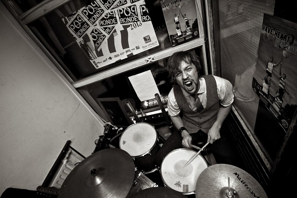2013 - Mitch Wolters (The Tightropes in Maastricht)