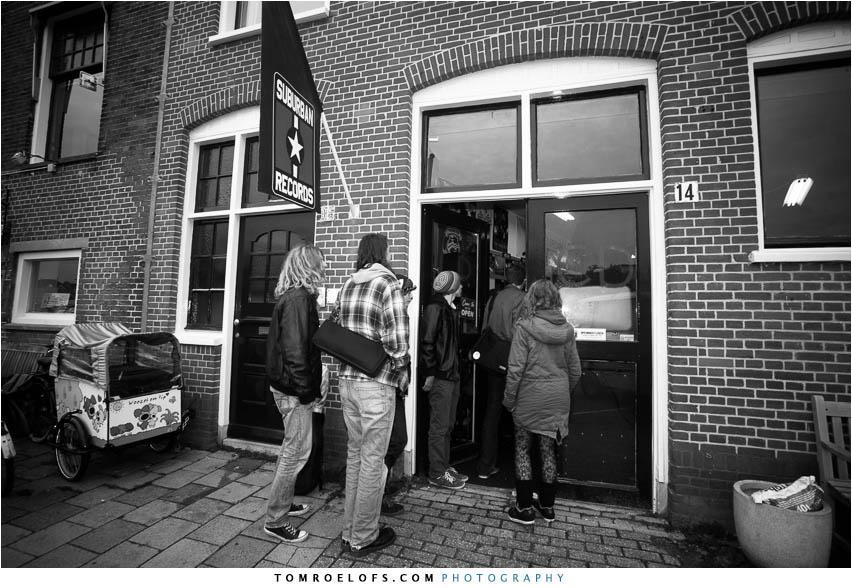 2013 - Tom Roelofs (TWIN SHADES in Haarlem)