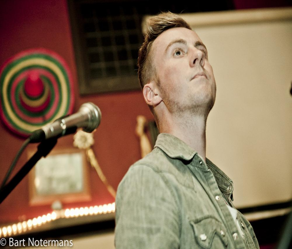 2012 - Bart Notermans (Major Tom in onbekende stad)