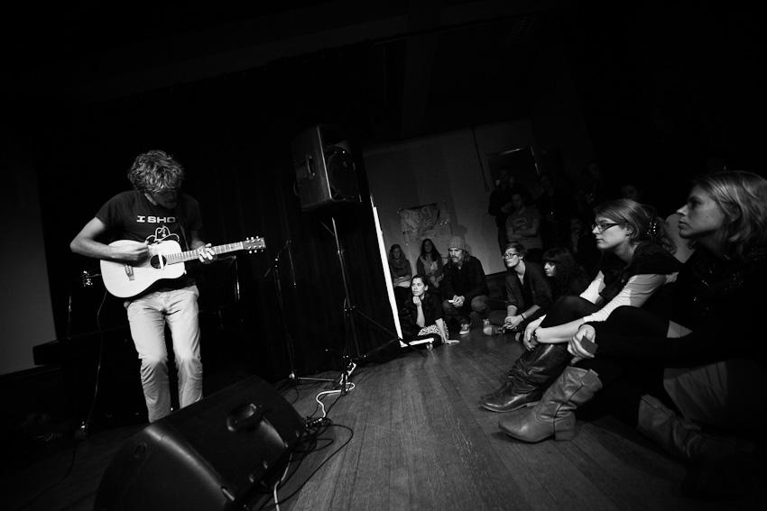 2012 - Tom Roelofs (The T.S. Eliot Appreciation Society in Nijmegen afsluiter)