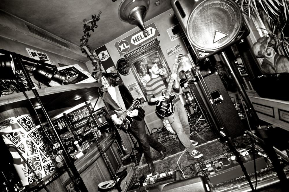 2013 - Mitch Wolters (Joe Madman & The Sidewalkers in Amersfoort)