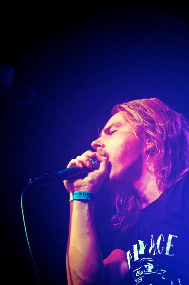 2012 - Mitch Wolters (John Coffey in Almere)