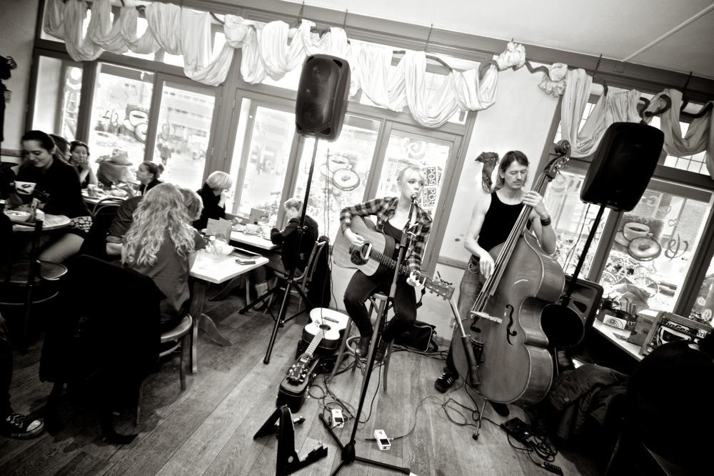 2013 - Mitch Wolters (Inge van Calkar in Amersfoort)