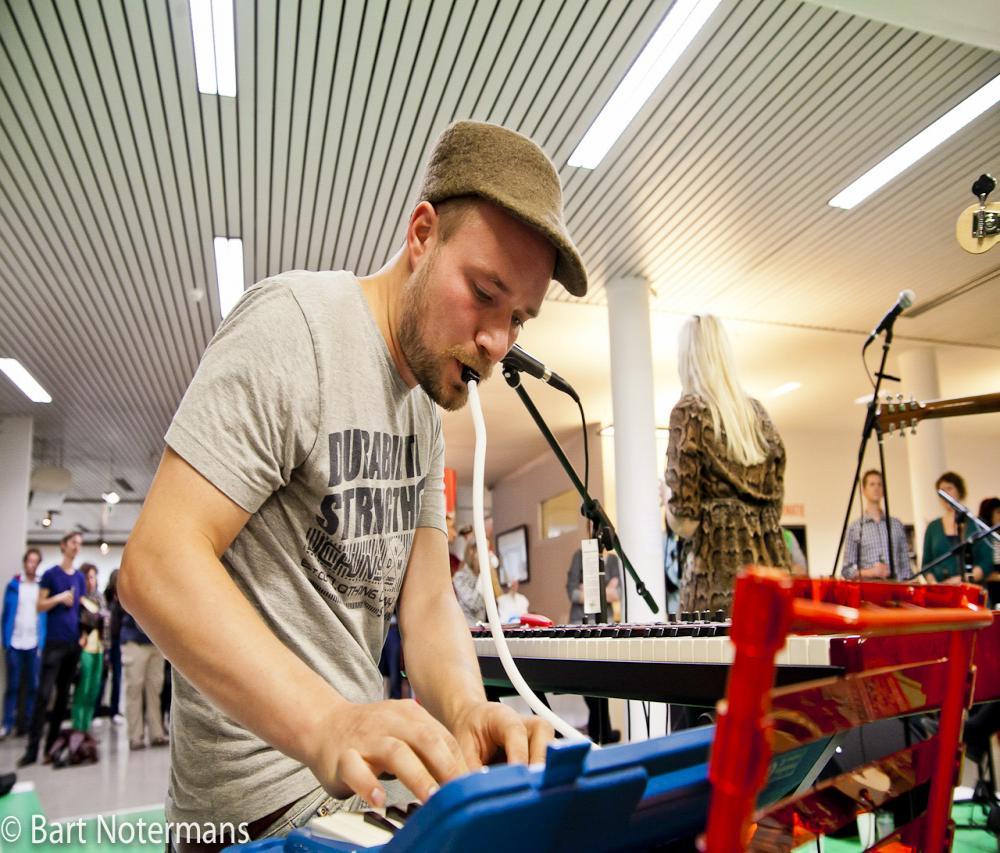 2012 - Bart Notermans (MADI in Rotterdam)