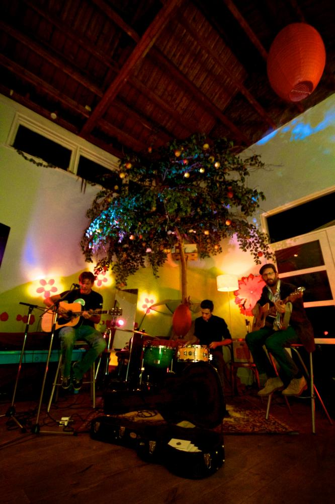 2013 - Mitch Wolters (MY BLUE VAN in Apeldoorn)