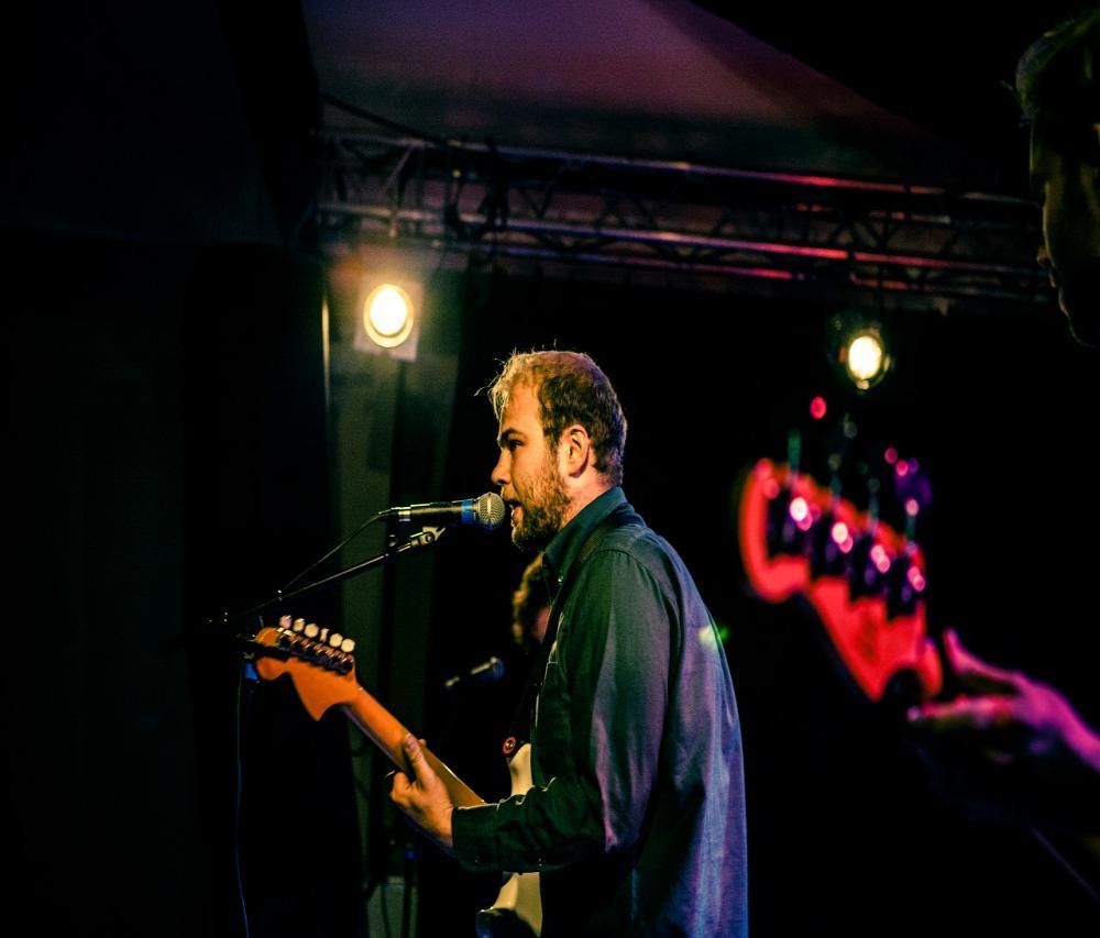 2013 - Dennis Khalil (Adam & the Relevants in Den Bosch)