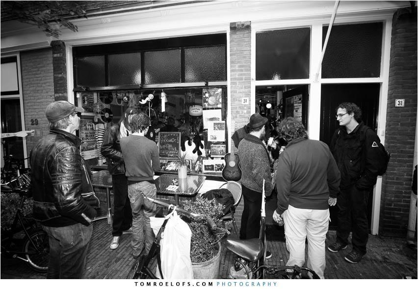2013 - Tom Roelofs (Girl Beard in Haarlem)