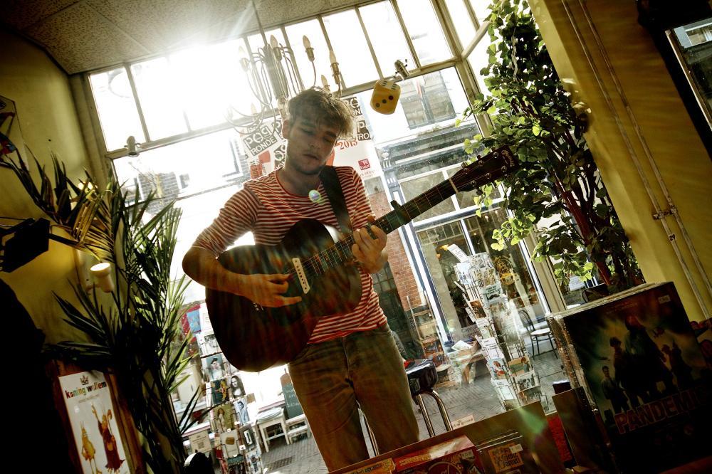 2013 - Mitch Wolters (Emil Landman in Deventer)