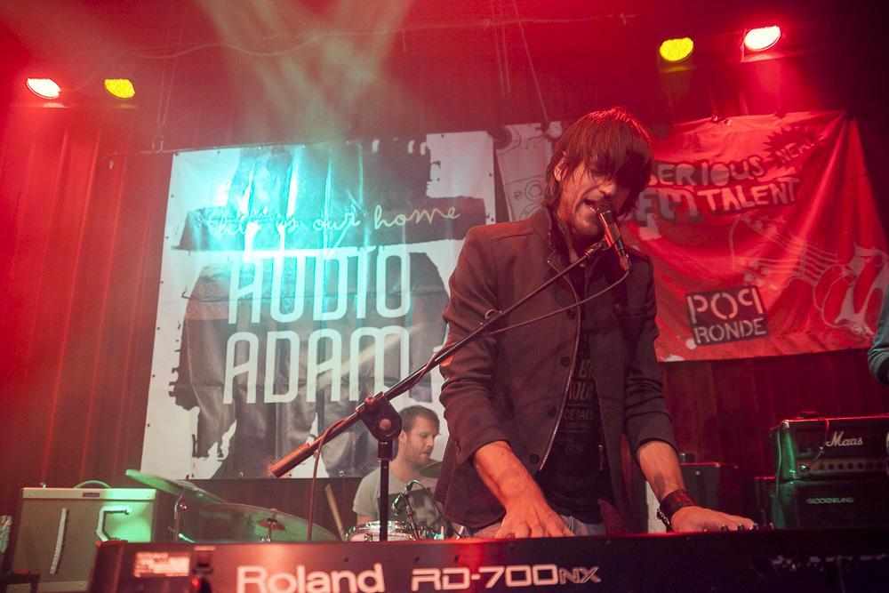2013 - Bart Notermans (Audio Adam in Utrecht)