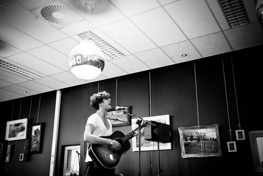 2012 - Tom Roelofs (Lucas Hamming in Groningen)