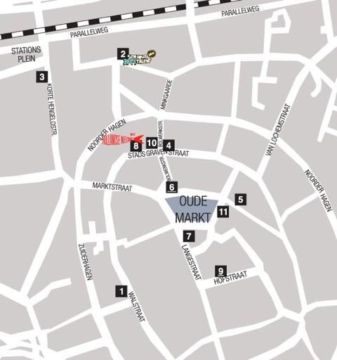 Map Enschede