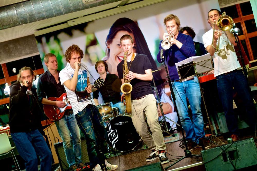 2013 - Mitch Wolters (SkunkFunk in Alkmaar)