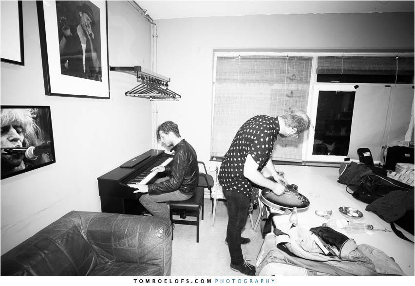 2013 - Tom Roelofs (Adam & the Relevants in Almere)