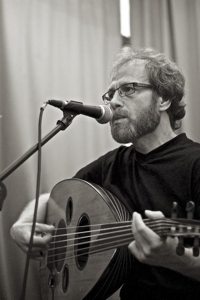 2013 - Mitch Wolters (Gharib in Nijmegen)