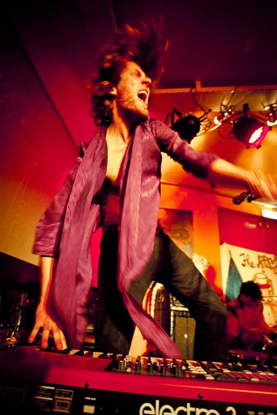 2012 - Bart Notermans (The AppleJacks in Sittard)