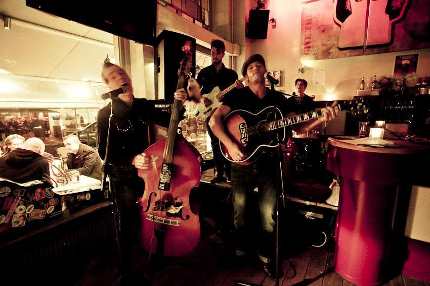 2012 - Bart Notermans (Downbeat Maestros in Sittard)