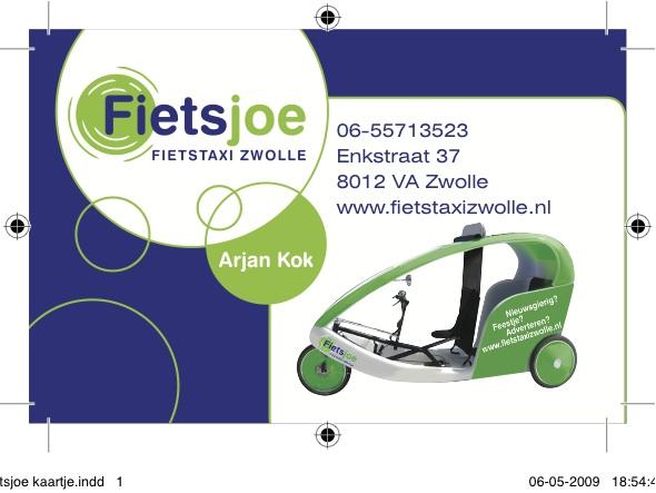 Fietsjoe