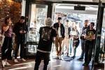 <a class='website' href='/profiel/7241'>Bekijk profiel</a><span class='name'>Disci X Lerrie</span><span class='genre'>Hip Hop</span><span class='city'>Foto genomen in Harderwijk Luigi's, door Sharon & Maureen Fotografie</span><div class='clear'></div>